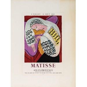 Nierozpoznany Autor, Matisse, Aix-En-Provence, 8 Juillet-31 Aout 1960