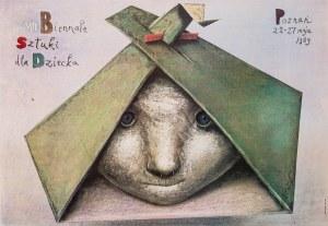 Eidrigevičius STASYS, VIII Biennale Sztuki dla Dziecka, Poznań 22-27 maja 1989, 1989