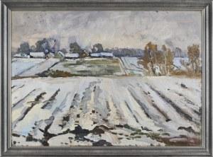 Daniel Gromacki (Ur.1981), Zima na polach, 2018