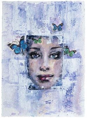 Karina Góra, Jagodowa w motylach,