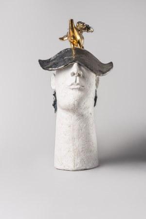 Anna Malicka-Zamorska, Głowa ceramiczna