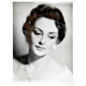 Edward Hartwig (1909-2003) (Fotografia), Zofia Mrozowska - aktorka