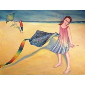 Ewelina Straszewicz, A Perfect Weather to Fly Kites, 2020