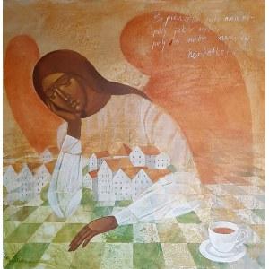 Sylwia Perczak, Tea time, 2020
