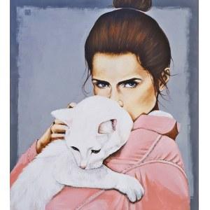 Renata Magda, White Love, 2020