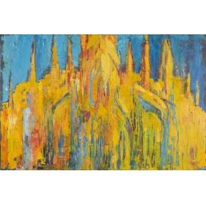 Dawid Masionek, Światło z kamienia / Katedra w Mediolanie