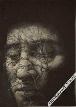 Wiesław Wałkuski, [rysunek, 1987] Projekt plakatu do filmu