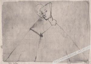 Stasys Eidrigevičius (Ur. 1949), [rysunek, 2006] Takie szaty