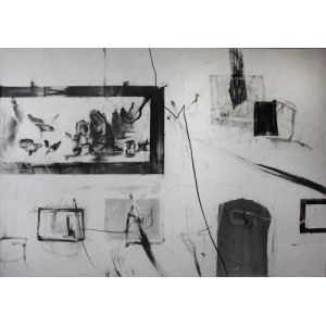 Danuta Tojka, The memory of thigs II, 2015