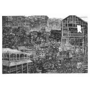 Oskar Gorzkiewicz (ur. 1988), Chinatown, 2016