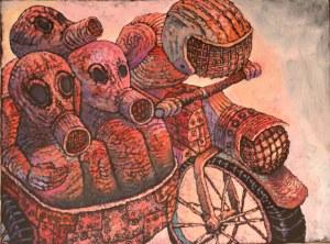 Piotr Nogaj (ur. 1981), XIX, z cyklu: