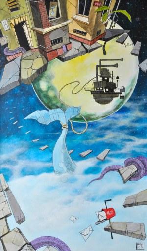Dariusz Franciszek Różyc (ur. 1978), Wielorybnicy, z cyklu: