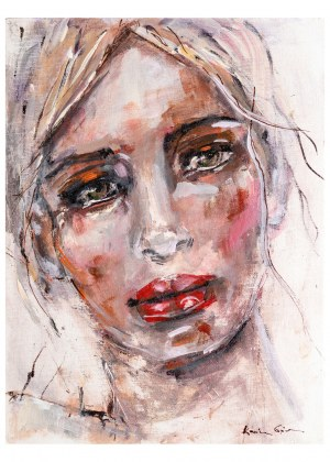 Karina Góra (ur. 1973), Jej portret, 2020