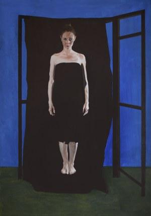 Kinga Trzepla (ur. 1984), Autoportret I, 2013/2014