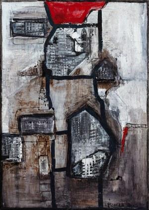 Zbigniew Prządka (ur. 1961), Bez tytułu, 2020