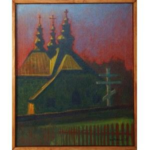 Jan Markiewicz (ur. 1995), Cerkiew w Łosiu, 2020