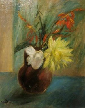 Henryk HAYDEN (1883-1970), Wazon z kwiatami