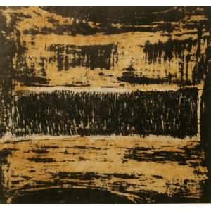 Stefan GIEROWSKI (ur. 1925), Bez tytułu, (z teki konfrontacje), 1960