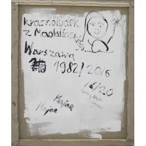 FYDRYCH WALDEMAR MAJOR, Krasnoludek z Madalińskiego, Warszawa, 1982-2016, egz. 16/20