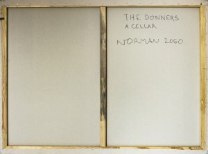 LETO NORMAN, The Donners - a cellar, 2060