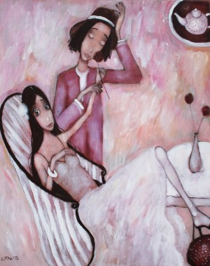 Grzegorz Ptak, Zapach miłości, 208