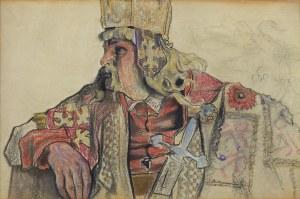 Wyspiański Stanisław, JÓZEF SOSNOWSKI W ROLI KRÓLA BOLESŁAWA, 1903