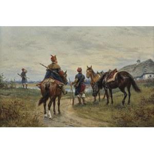 Gędłek Ludwik, ZWIAD
