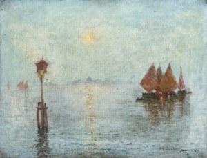 Bratkowski Roman,, Laguna [wenecka], 1925