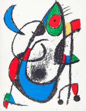 Miró Joan, Kompozycja XI, 1972