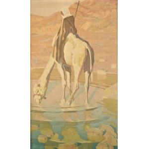 Aleksander LASZENKO (1883-1944), Beduin (1937)