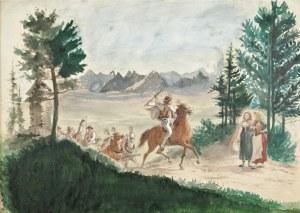 Walery ELJASZ-RADZIKOWSKI (1841-1905),