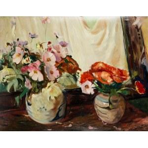 Ludwik Lisowski (1907-1943), Dwa bukiety kwiatów
