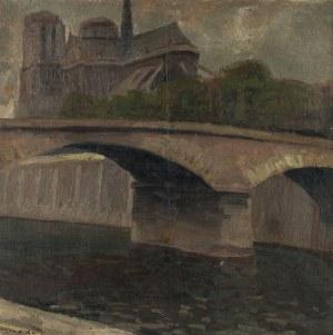 Stanisław Kamocki (1875 Warszawa - 1944 Zakopane), Notre Dame