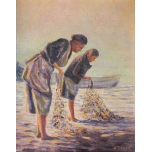 Anton de Brade (1887-1973), Rybaczki