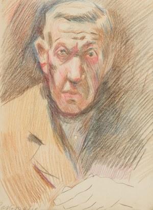 Stanisław Kamocki (1875 Warszawa - 1944 Zakopane), Autoportret