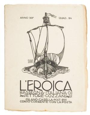 Władysław Skoczylas, L'eroica, 1924 r.