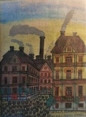 Nikifor Krynicki (1895-1968),Willa