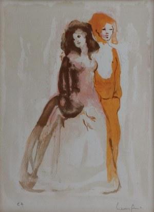 Leonor Fini, Dwie kobiety