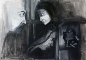 Magdalena Bezat, Portret podwójny (2016)