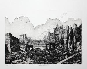Oskar Gorzkiewicz, Ruiny (2015)