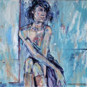 Małgorzata Sęk, Thoughtful Morning (2016)
