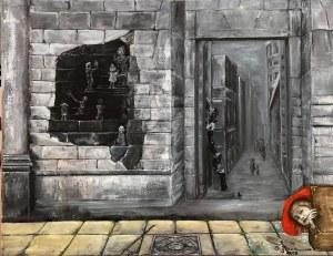 Grażyna Jeżak, Grafitti,
