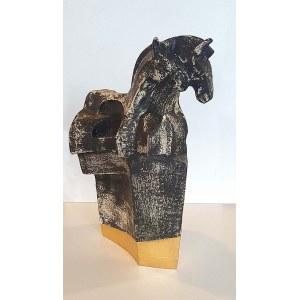 Gabriela Pawlicka, Gray Balance II, 2020