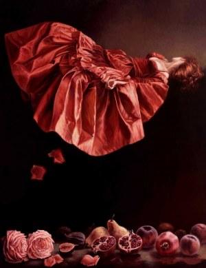 Joanna Sierko-Filipowska, Zapach wieczoru dla Caravaggio