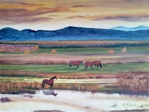 Bogumiła Ciosek (ur. 1938), Konie 2020
