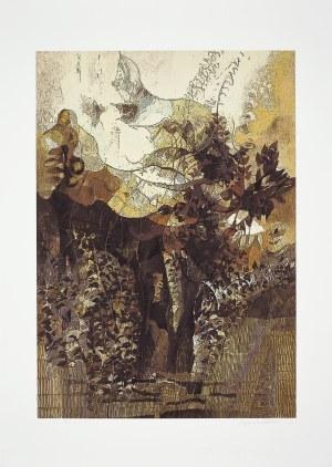 Eugeniusz Delekta (Ur.1946), Z cyklu: Ogrody VI, 2005