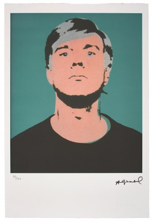 Andy Warhol (1928-1987), Autoportret