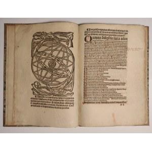 GASZOWIEC, PIOTR (Piotr z Krakowa, Petrus Cracoviensis), Computus ecclesiasticus vel astronomicus; w ...