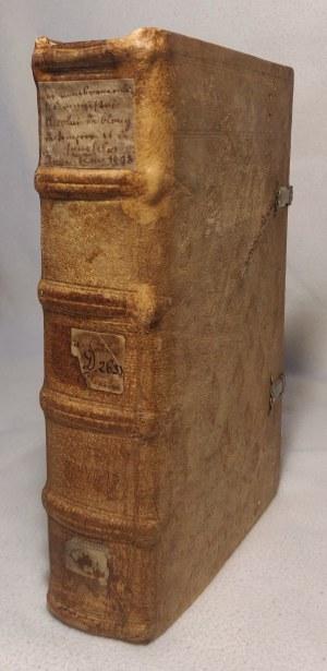 MIKOŁAJ Z BŁONIA (Mikołaj Pszczółka, Nicolaus Posnaniensis), Sermones de tempore et de sanctis, sive ...