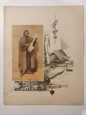 SICZ ZAPOROSKA. Iz ukrainskoj strony. La Petit L'autrefois. Ilustracje S. J. Wasilkowskiego i N. S. ...
